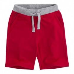 BERMUDA PANT SCHOOL BOY RED