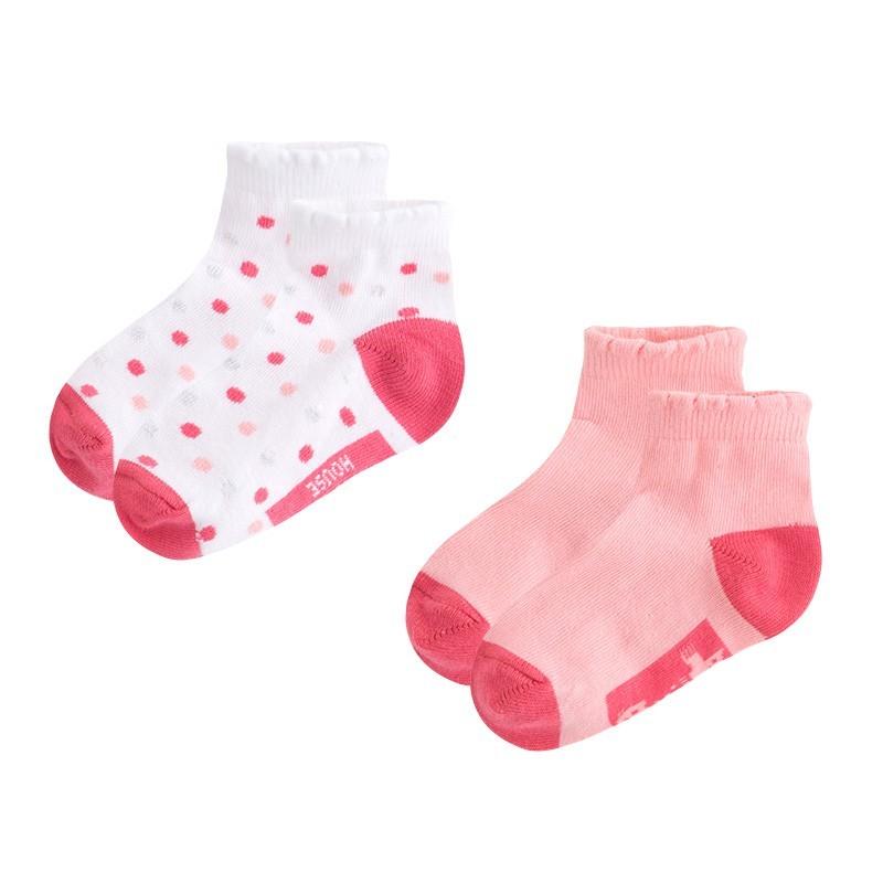 comparar el precio mujer recoger Pack Calcetines Bebé Niña - Canada House