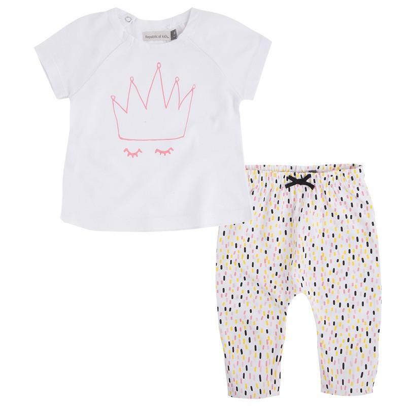 be6416484f943 Conjunto Camiseta y Polaina Minilluvia - Canada House