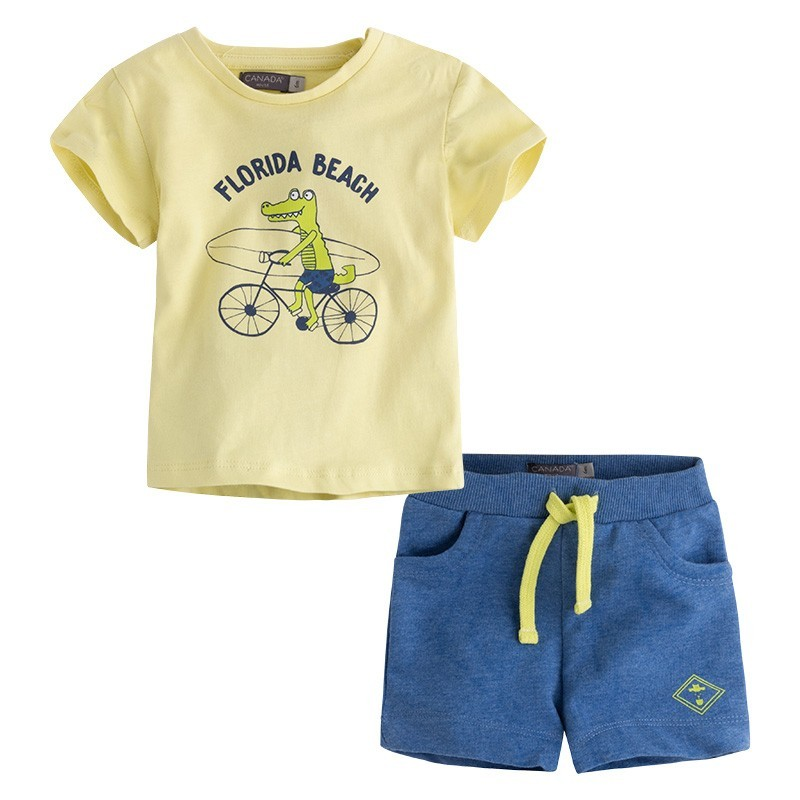 b53c9e348b81 short sleeve t-shirt + bermuda pant set bbflorida baby boy