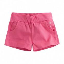 Shorts bebé niña BBKING rosa