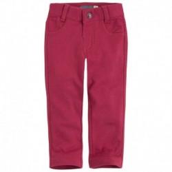 Pantalón Bebé Niña Cupe rosa