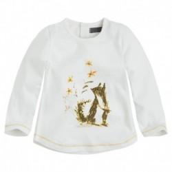 Camiseta manga larga Bebé Niña