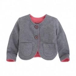Chaqueta Recién Nacido Mini Fleece