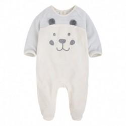 Pijama Recién Nacido Mini Panda