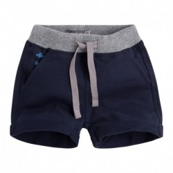 Pantalón Bebé Niño School azul marino