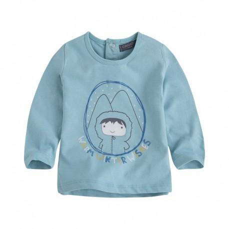 camiseta bebé niño BBWARMWINTER