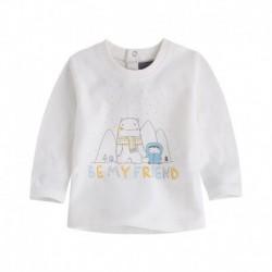 Camiseta bebé niño BBFRIENDS