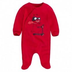 pijama bebé niño BB PATINETE