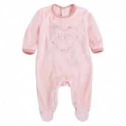 Pijama recién nacido MINIVELVET