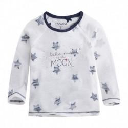 camiseta recién nacido MINITRANS