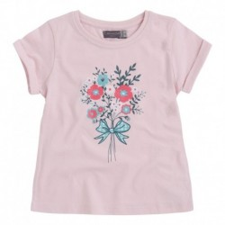 CAMISETA BOUQUET NIÑA