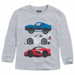 CAMISETA CARS NIÑO