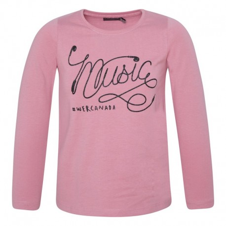 CAMISETA MUSIC NIÑA