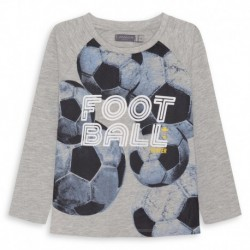 CAMISETA MANGA LARGA FOOTBALL