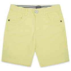 BERMUDAS COTTON  AMARILLO