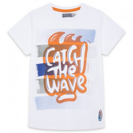 CAMISETA MANGA CORTA CATCH