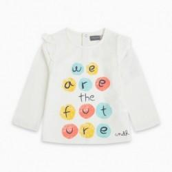 Camiseta punto BBFUTURE