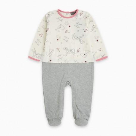 Pijama terciopelo BBDRAGON