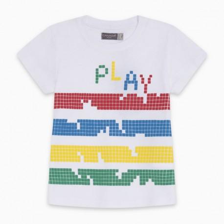Camiseta punto BBTETRIS