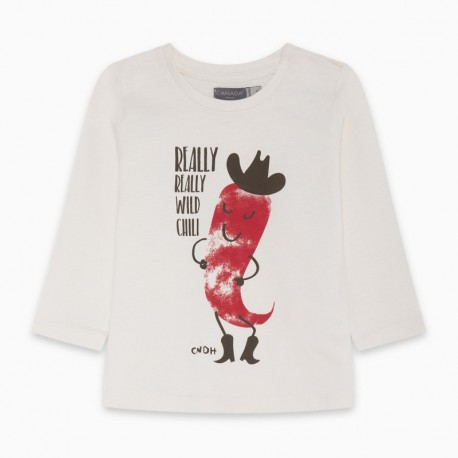 Camiseta punto BBCHILI
