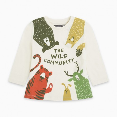 Camiseta punto BBCOMMUNITY
