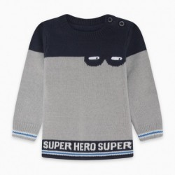 Jersey tricot BBSUPERHERO