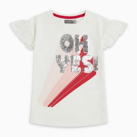 Camiseta punto OHYES