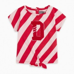 Camiseta punto RETROSTRIPES