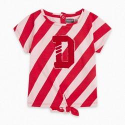 Camiseta punto RETROSTRIPES
