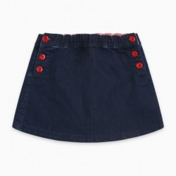 Falda denim SWEET
