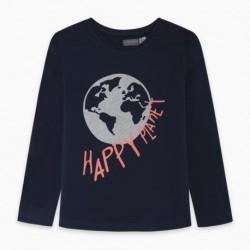Camiseta punto HAPPY