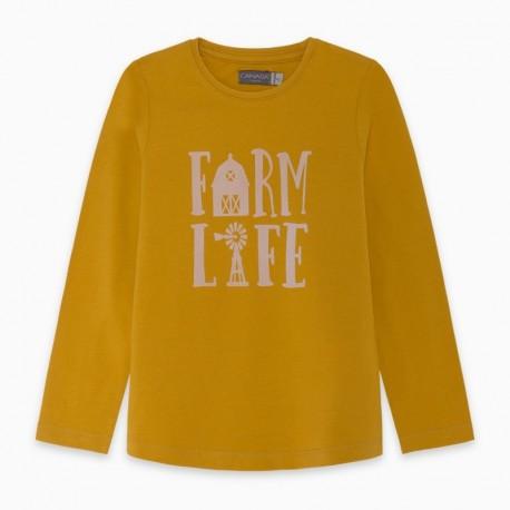 Camiseta punto LIFE