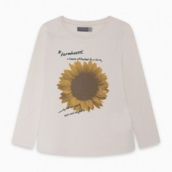 Camiseta punto SUNFLOWER