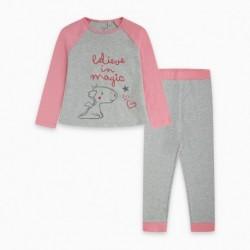 Pijama terciopelo MAGIC