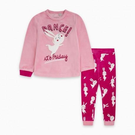 Pijama terciopelo DANCE