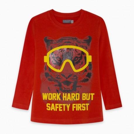 Camiseta punto SAFETY