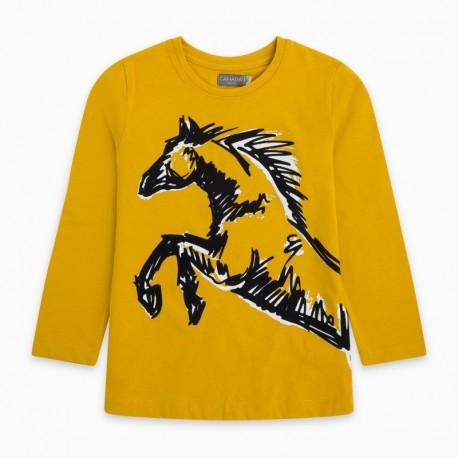Camiseta punto HORSE