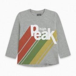 Camiseta punto PEAK