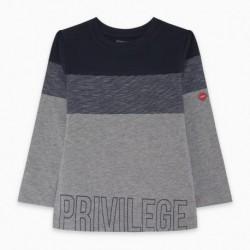 Camiseta punto PRIVILEGE