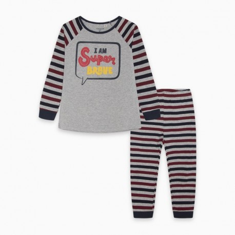 Pijama terciopelo SUPERBRAVE