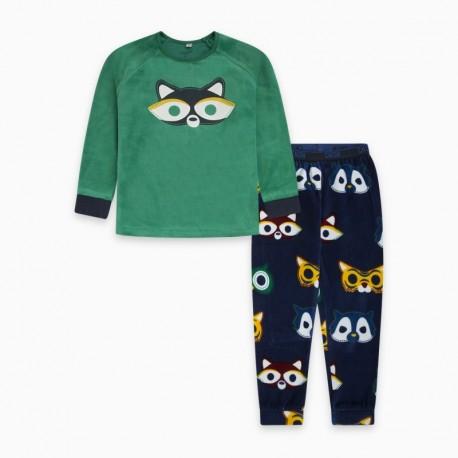 Pijama terciopelo MASK