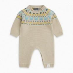 Pelele tricot MINIGREK