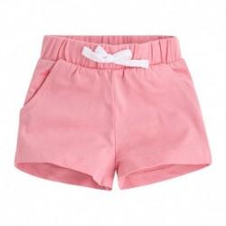 Pantalón Bebé Niña Short rosa