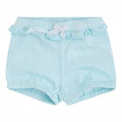 Pantalón Short Bebé Niña Wave