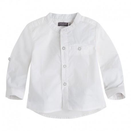 f92c8227ed5 Camisa Bebé Niño White - Canada House