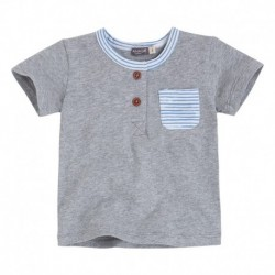 Camiseta Bebé Niño Pocket