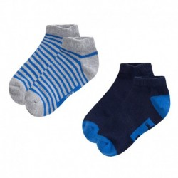 Pack Calcetines Niño gris