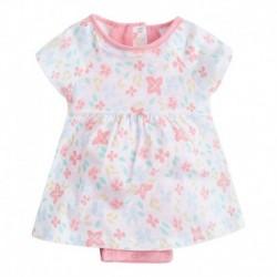 Vestido Recién Nacido Miniflor