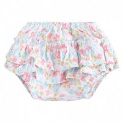 Pantalón Recién Nacido Miniflor